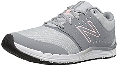 New Balance Women's WX577V4 Cross Trainer, Grey/Heather, 5 D US