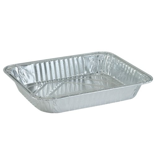 Nicole Home Collection 00513 Aluminum Deep Pan, Medium, 1/2 Size (Pack of 100)