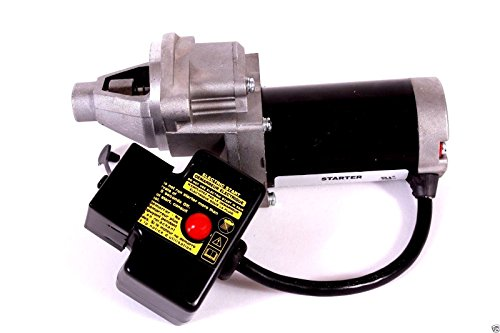 Genuine LCT Lauson 44002 120V Electric Starter Assy For 414cc Snow Engines by LCT Lauson
