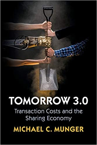 Transaction Costs and the Sharing Economy Tomorrow 3.0