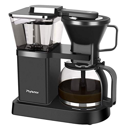 Coffee Brewer 8 Cup with One-Touch