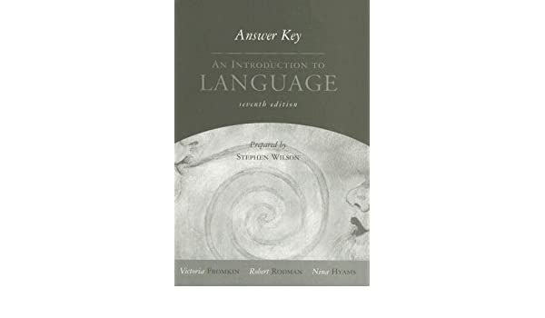 An introduction to language answer key 9780155084872 amazon books fandeluxe Image collections