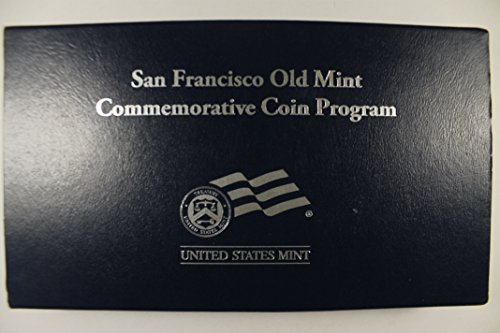 2006 S San Francisco Old Mint Commemorative Coin Program $1 Uncirculated US Mint