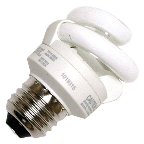 TCP 48905 - 5 Watt Compact Fluorescent Spiral, -