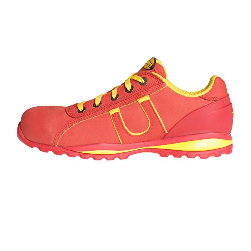Rosso Basse Unisex Sneaker HRO Glove S3 Adulto Sra Diadora Rosso CzwO1qn