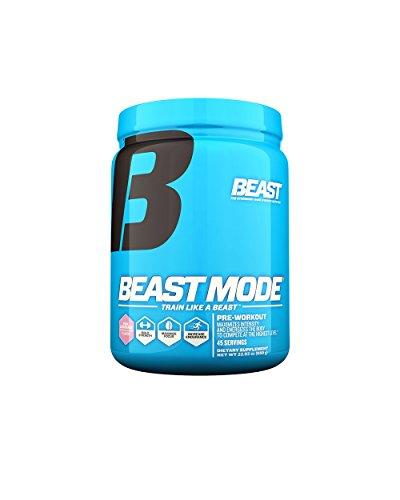Bête de Sport Nutrition Beast Mode pré-entraînement, Pink Lemonade, once 19,50