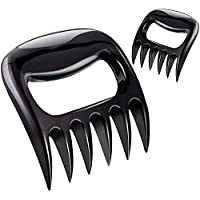Meat Claws for BBQ, Bear Paws Shredders Easily Lift Handle, Kitchen Essentials Pros for Grilling Cooking Pulling Pork…