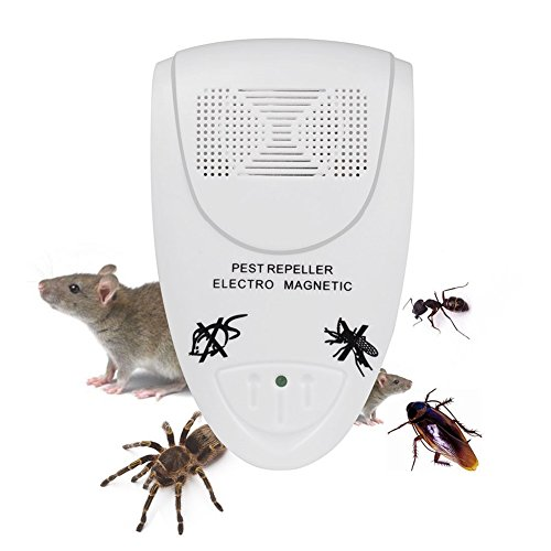 Y SOLAR Ultrasonic Electronic Mosquito Repeller product image