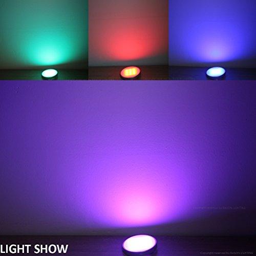 Bason Rgb Led Under Cabinet Lighting Closet Puck Lights