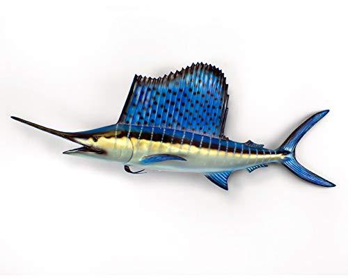 Land & Sea Giant Taxidermy Quality Sailfish 42