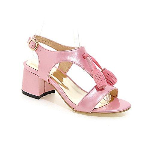 AN Ballerine Pink Donna 35 Rosa WwXS14U