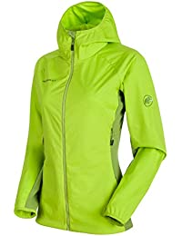 Keiko Light SO Hooded Womens Jacket sprout/dsprout L
