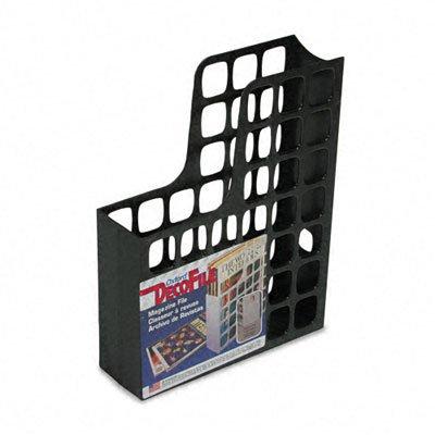 o Oxford o - DecoFile Plastic Magazine File, 3 x 9-1/2 x (Esselte Oxford Decofile Magazine Files)