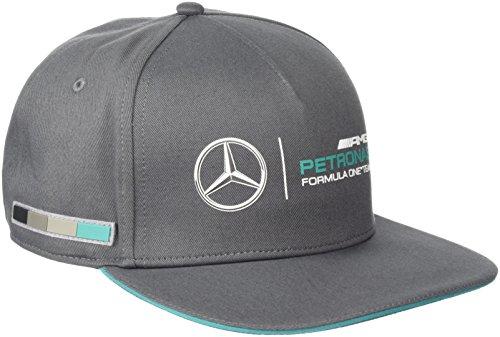 Mercedes benz petronas amg formula 1 gray classic hat cap for Mercedes benz baseball caps