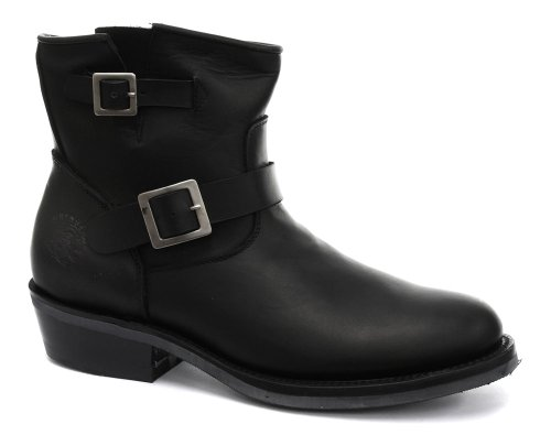 Mens Grinders Lo Biker Boots 5008 Charger xOtErwxqH