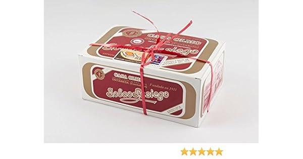 Estuche Sobao Pasiego (Mantequilla) Casa Olmo 12X55G: Amazon.es: Alimentación y bebidas
