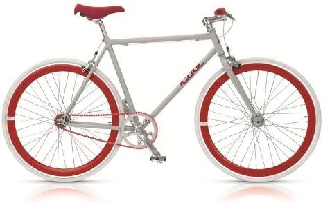 MBM. Bicicleta de montaña para hombre de piñón fijo con ruedas de ...