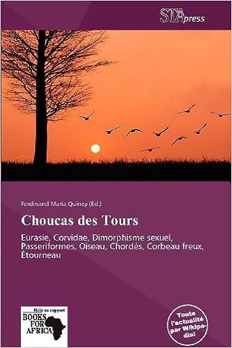 Livre gratuits en ligne Choucas Des Tours epub, pdf