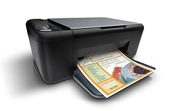 HP Deskjet F2420 - Impresora multifunción de tinta color (18 ppm ...