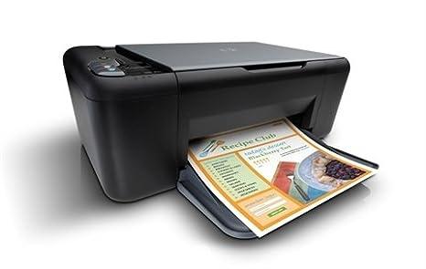 HP Deskjet F2420 - Impresora multifunción de tinta color (18 ...