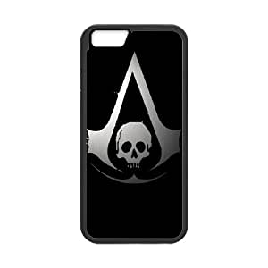 Unique Phone Case Design 15Assassin's Creed Series- For Apple Iphone 6 Plus 5.5 inch screen Cases