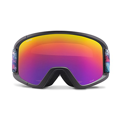 Giro SEMI/DYLAN Snow Goggle Replacement Lens (ROSE SPECTRUM) by Giro