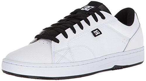 buy online DC Men's Astor Skateboarding Shoe White/White/Black outlet release dates sale factory outlet countdown package with credit card free shipping wwooym