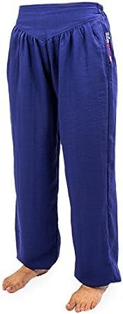 Mujer Kung Fu /& Yoga Entrenamiento Pantalones Ligera wu designs algod/ón