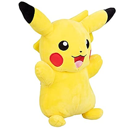 Pokemon Plush, Large 12″ Inch Plush Pikachu