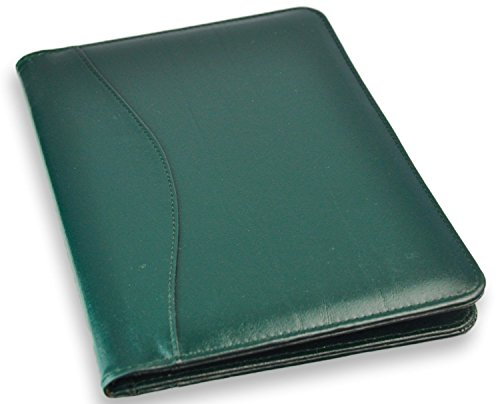 Royce Leather Top Grain Nappa Leather Jr. Writing Padfolio (Nappa Leather Writing)