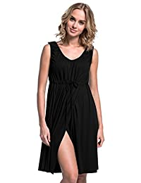 Happy Mama. Womens Labor Delivery Hospital Gown Breastfeeding Maternity. 118p