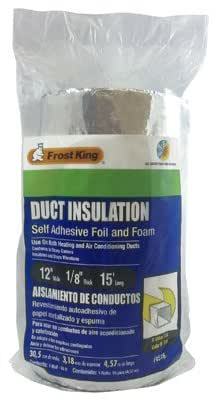 Amazon Com Thermwell Fv516 Frost King Foam And Foil