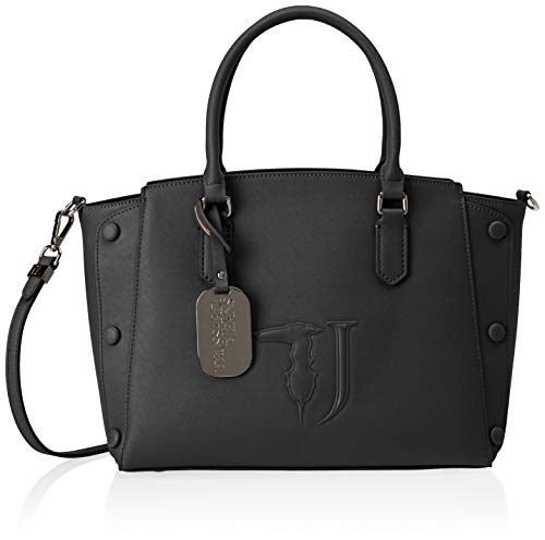 Nero Trussardi 75b00454 Tone Sac black Jeans Cabas 9y099999 On HaPwxqFa