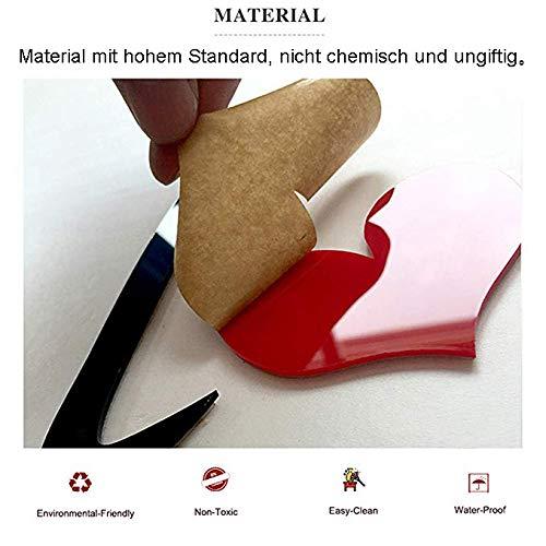 PFLife Weltkarte Wandtattoo 3D 3D 3D Acryl Wandsticker DIY Erde Moderne Wandaufkleber für Wohnzimmer Schlafzimmer Kinderzimmer Vier Farbe B07P4MP786 Wandtattoos & Wandbilder ace6e4