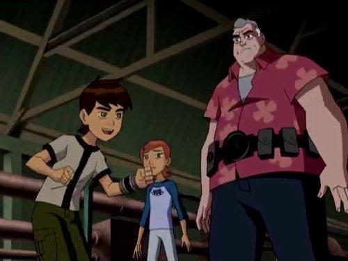 Cartoon Network Ben 10 (Ben 10: The Secret of the Omnitrix)