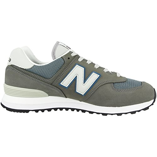 Pack Ml574gyc Ml574v2 Grey Yatch Baskets Homme New Balance qtOPHS