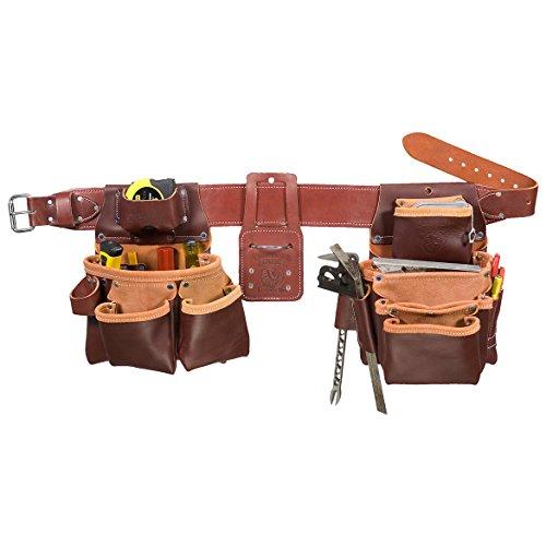 Occidental Leather 5089LH LG Seven Bag Framer - Left Handed (Left Handed Tool Belt)
