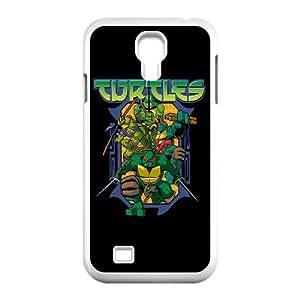 Samsung Galaxy S4 9500 Phone Case White Of Teenage Mutant Ninja Turtles S6PS