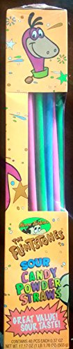 Candy Powder Straws - 3