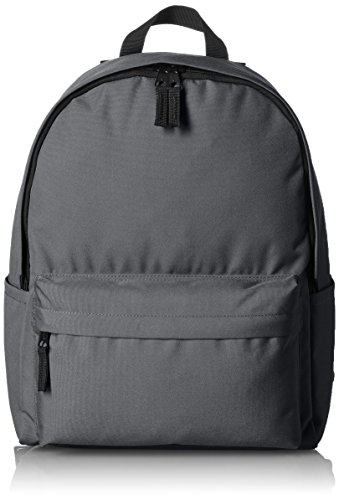 AmazonBasics Classic Backpack - Grey by AmazonBasics
