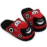 Case IH Big Red Slippers