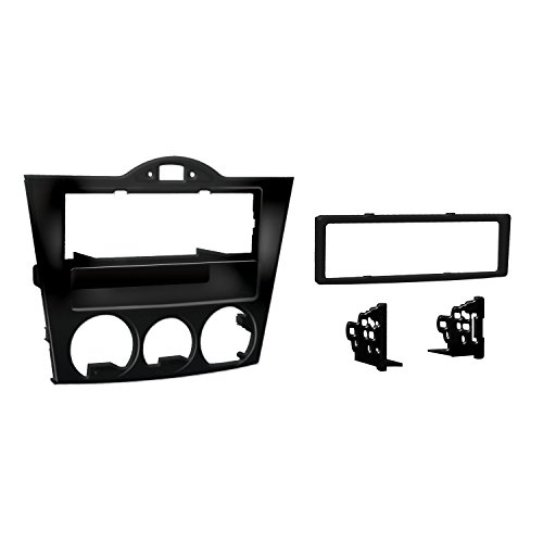 Metra 95-7510 Double DIN Installation Kit for 2004-2008 Mazda RX-8 Vehicles (Dash 8 Kit)