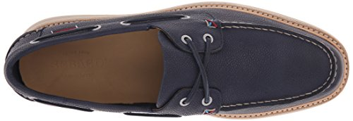 discount best buy cheap perfect Sebago Men's Smyth Two Eye Oxford Navy Leather sale purchase discount fashionable CwV4HL4