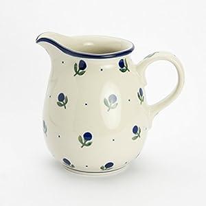 Polish Pottery Jug Pitcher – Sloeberry – 400ml