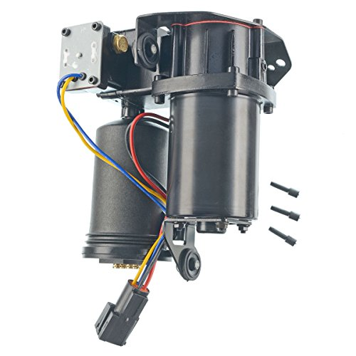 (A-Premium Air Ride Suspension Compressor for Ford Expedition 1997-2006 Lincoln Navigator 1998-2006)