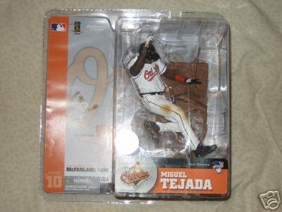 McFarlane Sports Picks MLB Series 10 Orioles Miguel Tejada Figure by Unknown