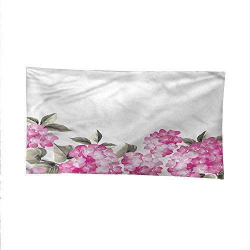 Flowersfunny tapestryquote tapestryWedding Inspired Nosegay 93W x 70L Inch