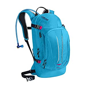 CamelBak Women's 2016 L.U.X.E. Hydration Pack, Atomic Blue/Black Iris