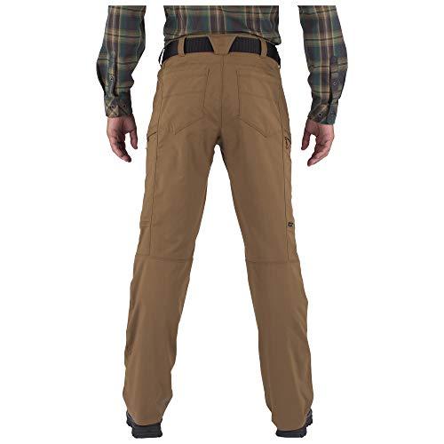 11 Marrón Battle Apex 5 Hombres Pantalones RZwPYRWAq