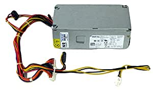 Genuine Dell 250W Watt CYY97 7GC81 L250NS-00 Power Supply Unit PSU For Inspiron 530s 620s Vostro 200s 220s, Optiplex 390, 790, 990 Desktop DT Systems Compatible Part Numbers: CYY97, 7GC81, 6MVJH, YJ1JT, 3MV8H, HY6D2 Compatible Model Numbers: L250NS-00, D250ED-00, H250AD-00, D250AD-00, DPS-250AB-68 A